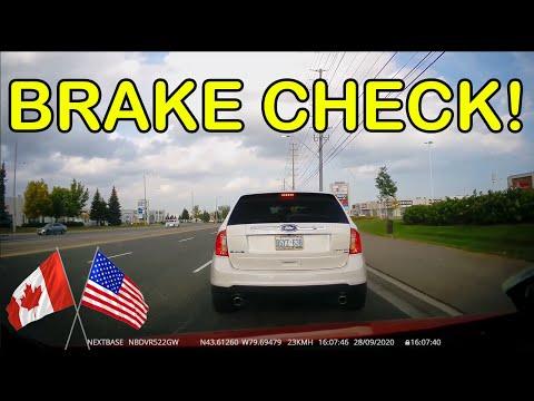 Road Rage USA & Canada | Bad Drivers, Hit and Run, Brake check, Instant Karma, Car Crash | New 2020