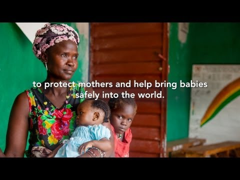 Sierra Leone Midwives Equipped to Save the Lives of Mothers and Children