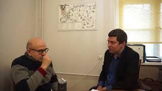 """2018 – Intervjuu Eesti Kunstiakadeemia professori David Vsevioviga teemal """"Väärtused"""""""