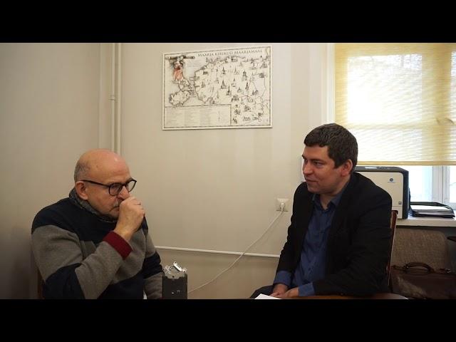 """""""Väärtused"""" - intervjuu professor David Vsevioviga"""