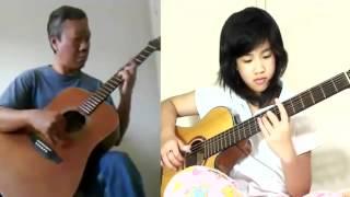Như Chiếc Que Diêm - Song Tấu Guitar