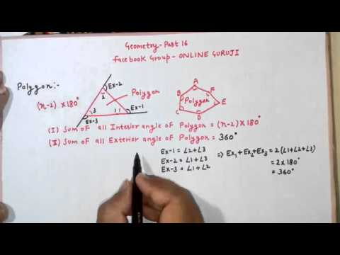 SSC CGL Geometry Part16