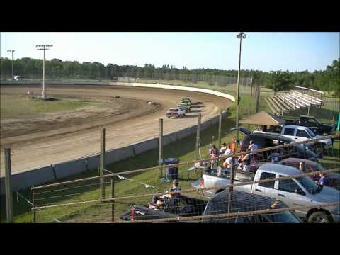 North Central Speedway 6/9/12 Pure Stock Races