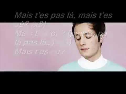 Vianney Pas Là Lyric   YouTube