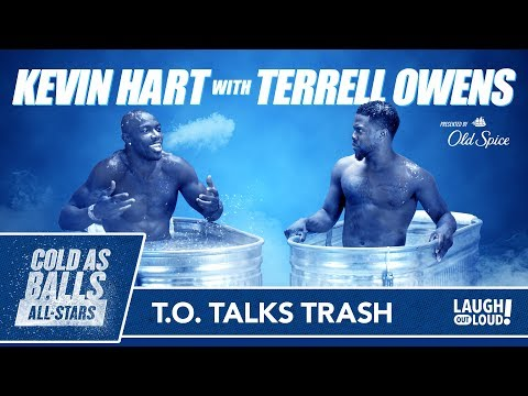 Kevin & Terrell Owens Talk Trash & Touchdowns | Cold As Balls All-Stars | Laugh Out Loud Network