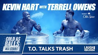 Cold As Balls AllStars  Kevin Hart  Terrell Owens  Laugh Out Loud Network video