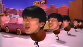 1987年CM 森永製菓 チョコボールとんねるず.