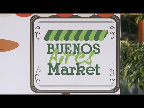 """Se desarrolla una nueva edición del """"Buenos Aires Market"""""""