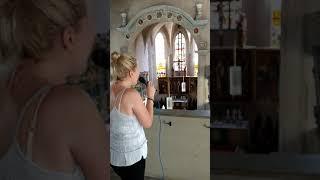 Hallelujah live Alexandra Burke Cover-kurz, gesungen von Nicole Forster