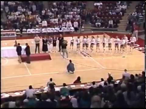 1992 IHSA Girls Volleyball Class A Championship Game: Wheaton (St. Francis) Vs. Mendota