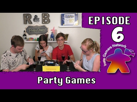 Insta Gamers Episode 6: Party Games