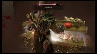 God of War Ivaldi Run da 6582 di Echi Nebbiosi