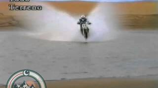 Мотоциклы по воде / Motorbikes riding on water