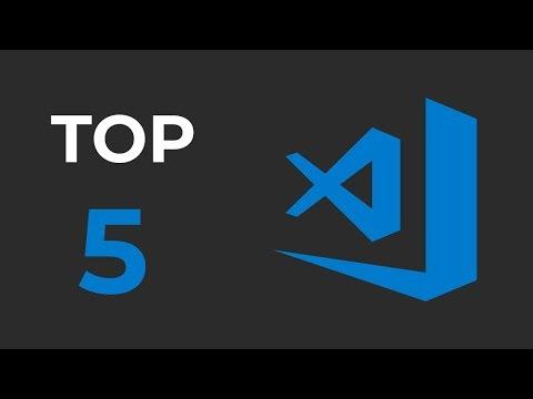 VSCode Extensions | Top 5 VSCode Extensions!