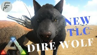 Playing as a direwolf ep 2 ark play as dino mod forming a new tlc dire wolf ark survival evolved malvernweather