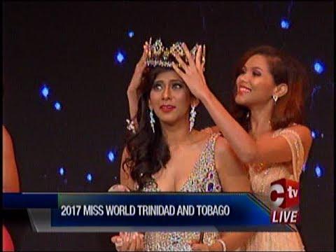 Chandini Chanka Crowned Miss Trinidad and Tobago World