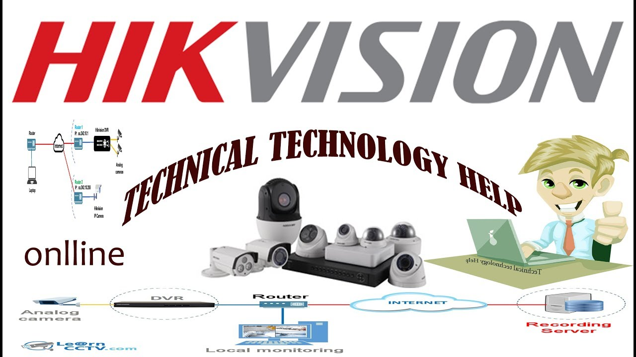 How to use Hikvision iVMS-4200 client hikvision online software Laptop for  pc Tutorial bangla