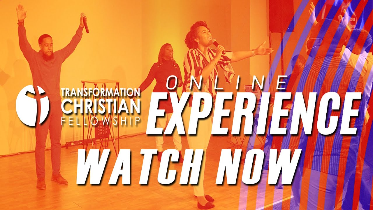CHURCH ONLINE // Transformation Christian Fellowship // Pastor Brandon Hill (MAR 7, 2021)