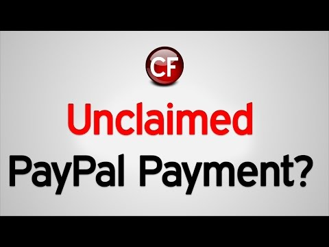 Unclaimed Paypal Payment On Ebay