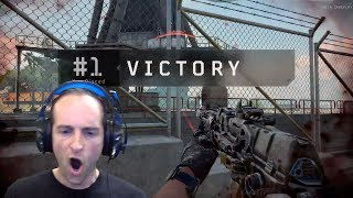 BLACKOUT: WHEN YOU GET THAT FIRST SOLO WIN!!!