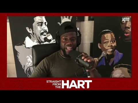 Part 2 - Kevin Talks #BlackoutTuesday on Straight From the Hart Livestream
