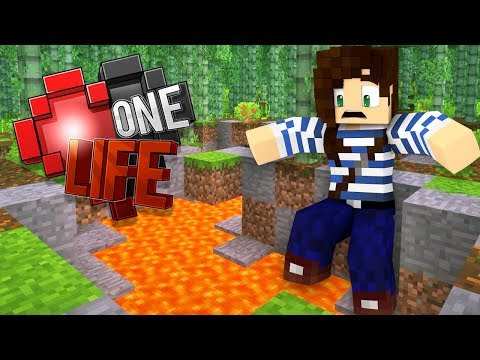 I Cannot Die!!!!!!  | Minecraft One Life -...