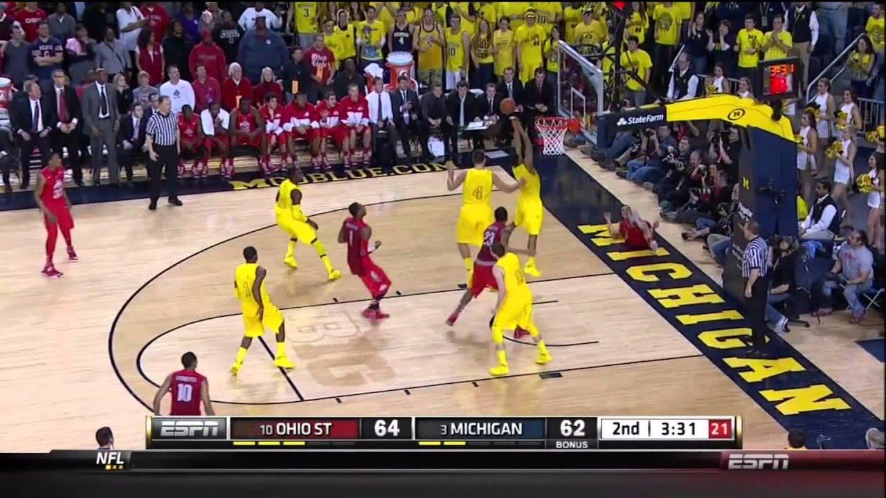 02cfe4699c13 Trey Burke vs Ohio State (Full Highlights) [05.02.2013] - YouTube