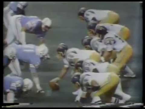 NFL - Highlights - 1978 Season Week 16 imasportsphile.com