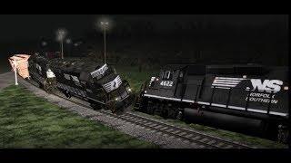 TS2019 Rail Disasters - Chlorine Crisis (2005 Graniteville train crash)