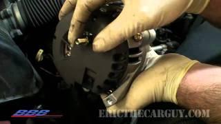 Alternator R&R 101 - Ericthecarguy