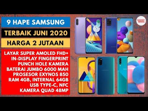 HP 2 JUTAAN SAMSUNG - MURAH, GAHAR DAN GAK BIKIN NYESEL (Samsung Galaxy A21s).