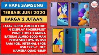 9 HP SAMSUNG LAYAR AMOLED MURAH 2020 - HARGA MULAI 2 JUTAAN.