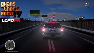 GRAND THEFT AUTO IV - LCPDFR - 1.0D - EPiSODE 22 - NEW YORK STATE POLICE