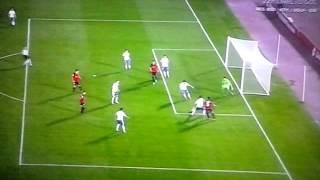 El gol de juan muñoz del real zaragoza el dia del 50 cumpleaños de nayim