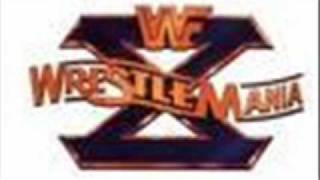 WWF Wrestlemania 10 Theme & Theme from Wrestlemania Album (1993)
