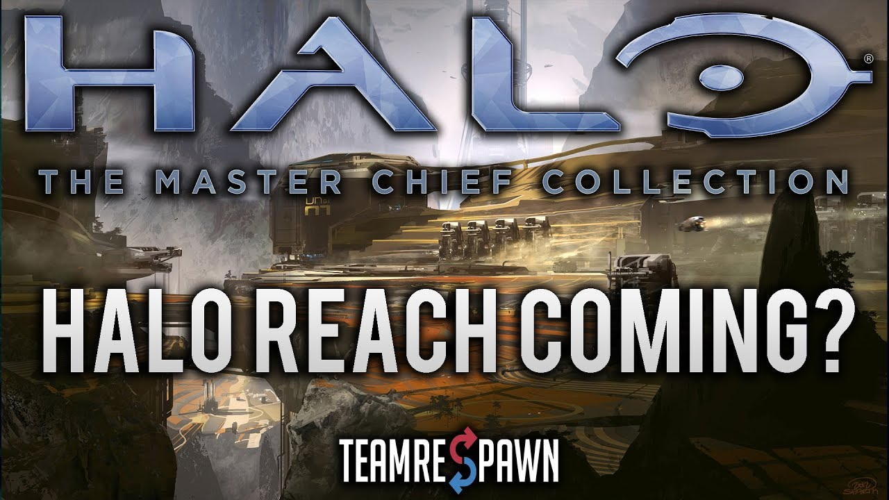 343 Responds To Reach On The Mcc Halo Master Chief Collection Dev Update 2