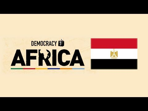 Egyptian Dictatorship - Let's Play Democracy 3 : Africa