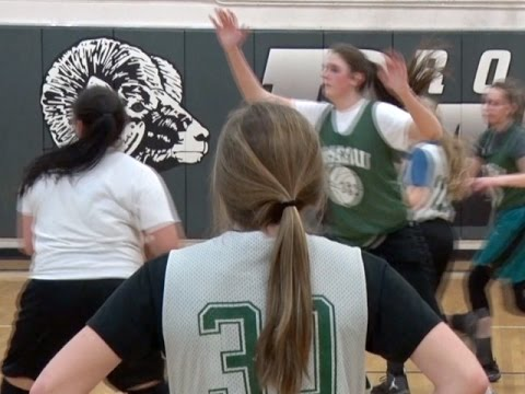 Roseau Eyeing First Girls Basketball State Title