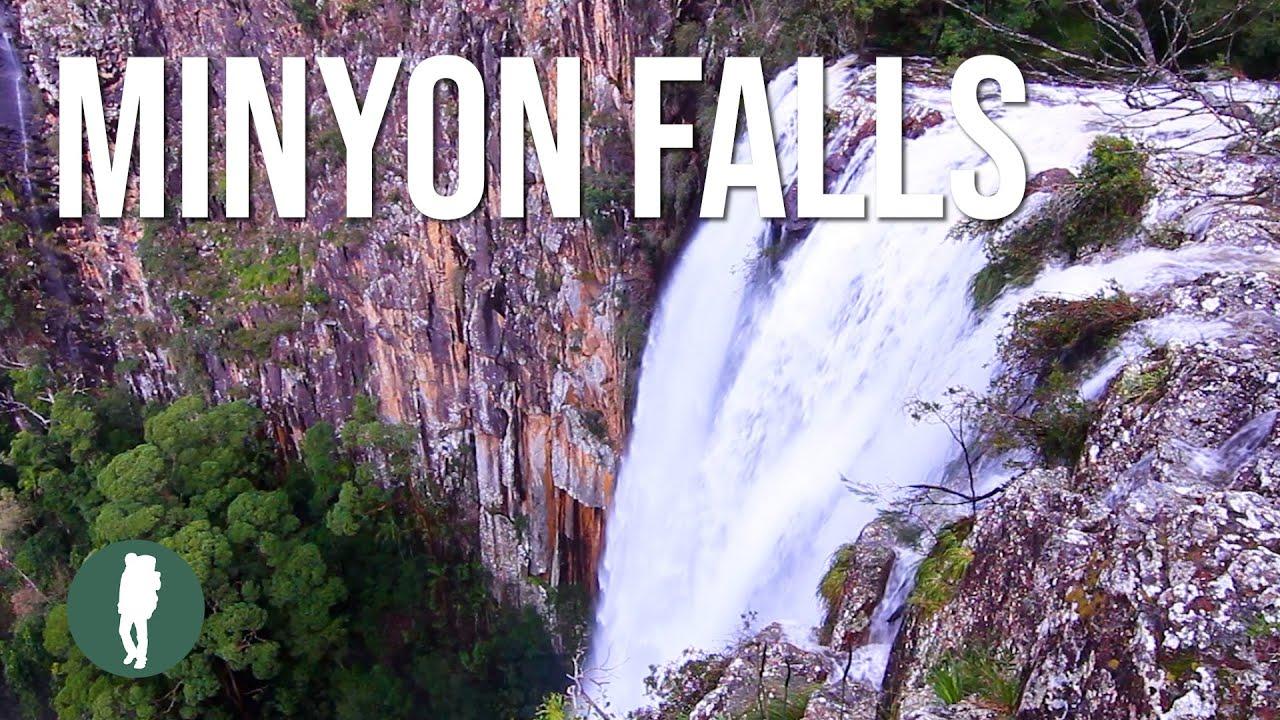 Killen Falls Byron Bay Nsw Australia Waterfall Insta Sian