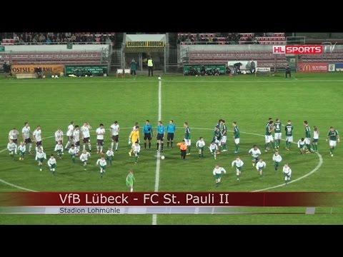 Vfb LГјbeck Fc St Pauli
