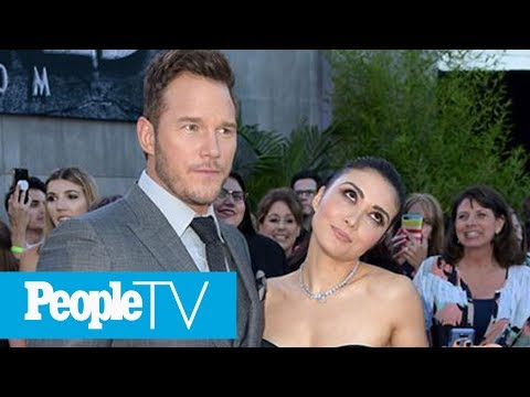 Daniella Pineda Opens Up About Working With 'Jurassic World' Costar Chris Pratt | PeopleTV