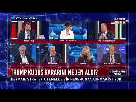 Türkiye'nin Nabzı - 6 Aralık 2017 - (Trump'un Kudüs Kararı)