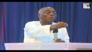Bishop Oyedepo-Covenant Hour Of Prayer July 9,2015