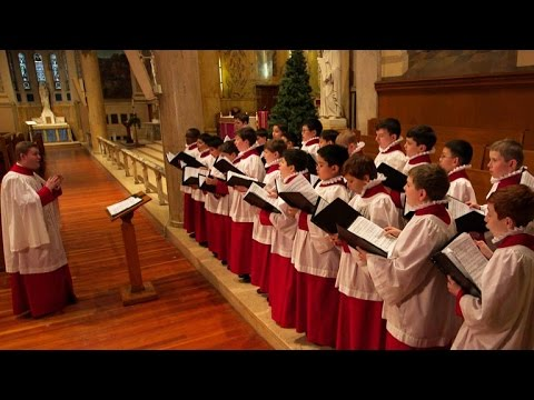Catholic boys choir brings its music to the masses
