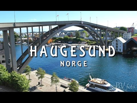 Haugesund - Norge [ Homeland of the Viking Kings ]