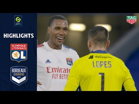 Lyon Bordeaux Goals And Highlights
