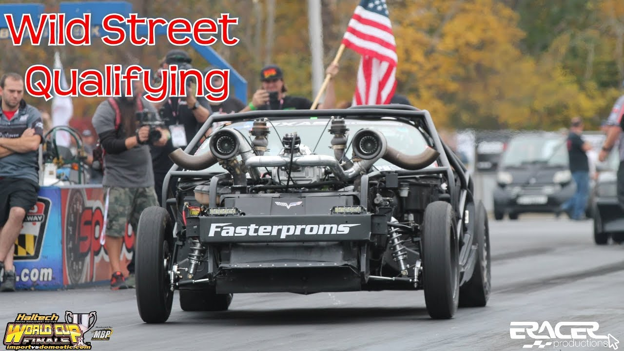 Wild Street Qualifying Rounds 1 And 2 Wcf Import Vs Domestic 2018 At Mdir Eracer