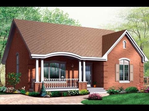 Дом одноэтажный. Проект № Ц-10