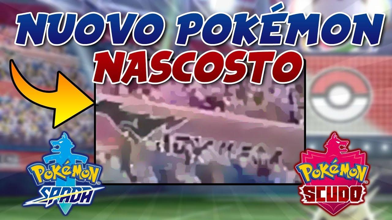 Un Nuovo Pokemon Scoperto Nel Trailer Di Spada E Scudo Youtube
