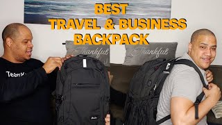 Raydem Laptop Backpack 17.3 Inch | Possibly the Best laptop Travel Backpack 2020